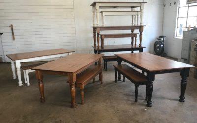 Ready To Ship Farmhouse Tables