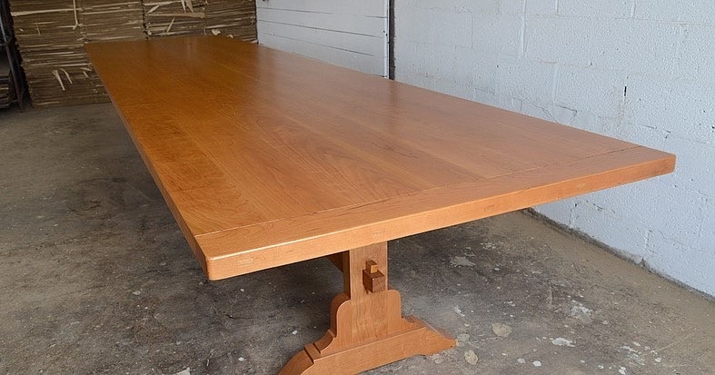 natural cherry table top